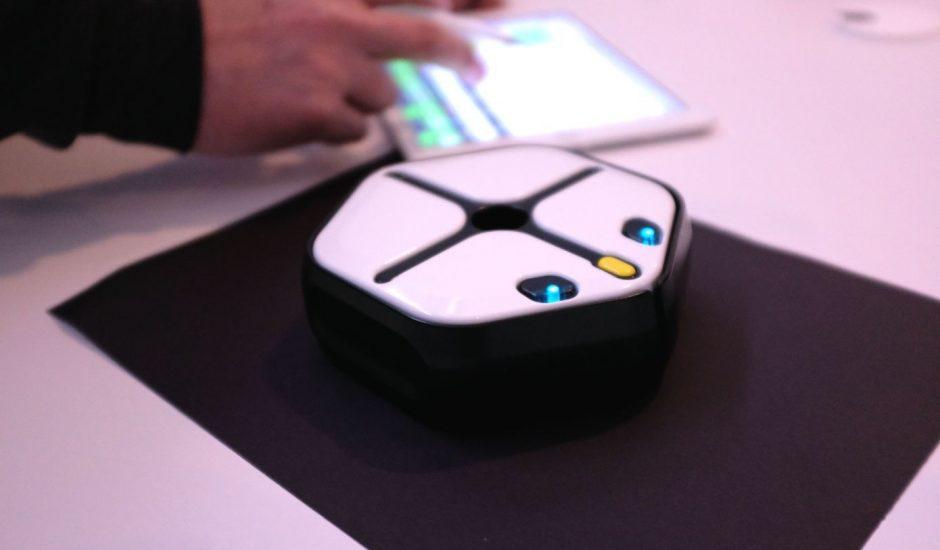 iRobot fait l'acquisition de Root Robotics.