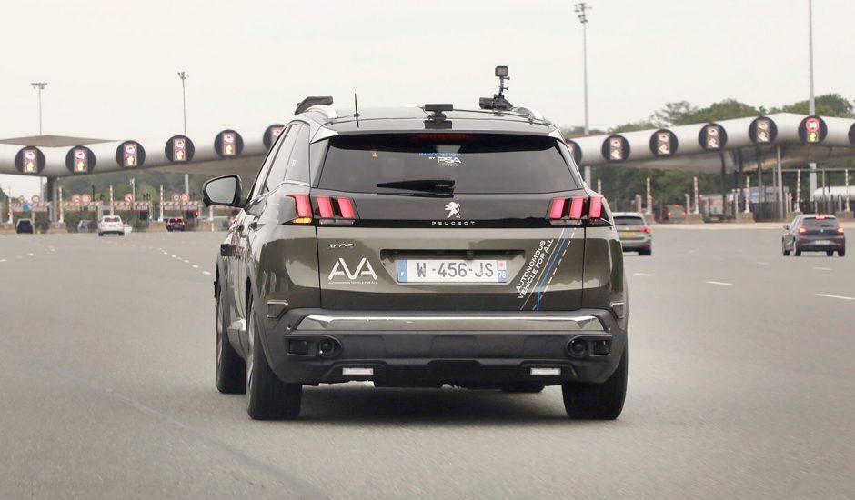 3008 autonome