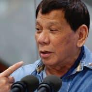 Président Philippines