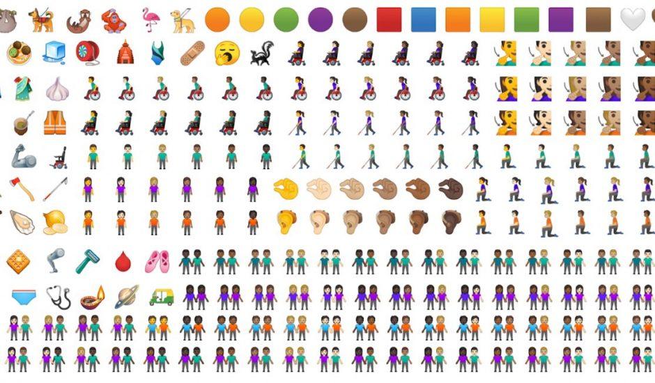 iOS et Android vont accueillir un paquet de nouveaux emojis