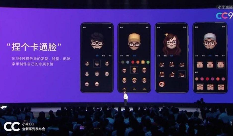 Mimoji par Xiaomi