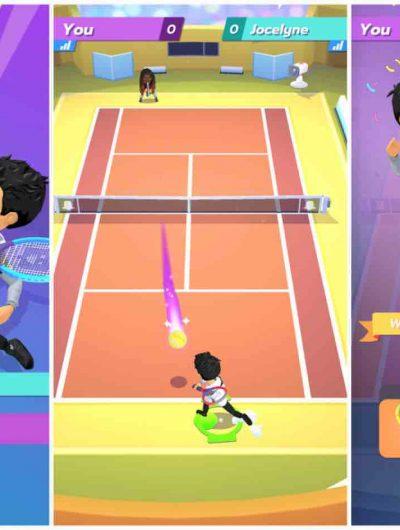 Snapchat fête Wimbledon.