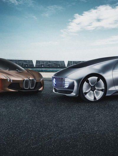 Les véhicules autonomes de Mercedes et BMW pourraient voir le jour en 2024.