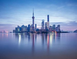 Photo de la ville de Shanghaï