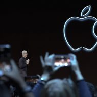 Le CEO d'Apple Cupertino à la WWDC le 3 juin 2019. Source : linternaute.com