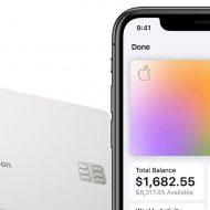 aperçu de l'Apple Card