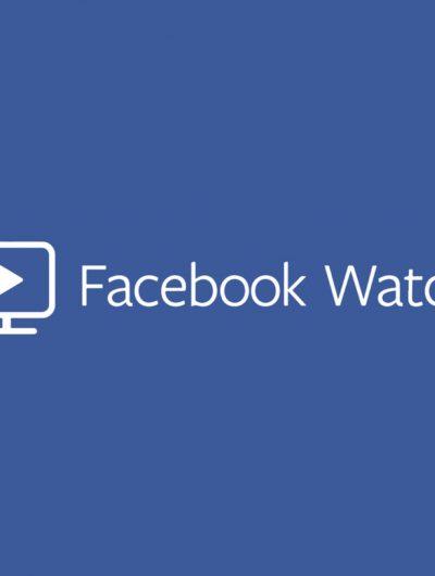 Logo de Facebook Watch