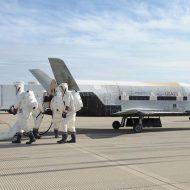 L'avion spatial X-37B vient de battre son record en vol.