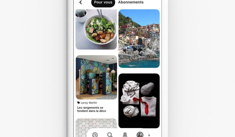 Pinterest développe ses options de shopping.