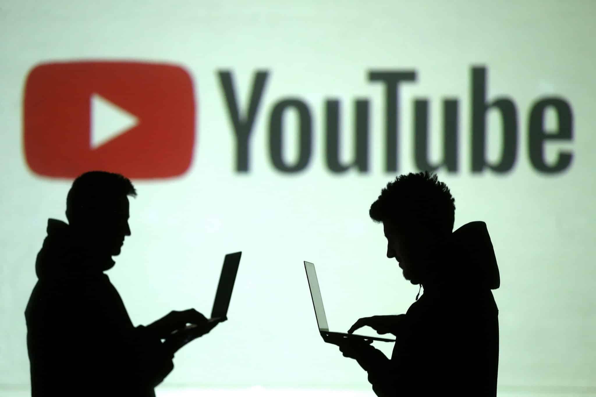 YouTube - de fausses chaînes ont réussi à voir leurs vidéos de désinformations mises en avant