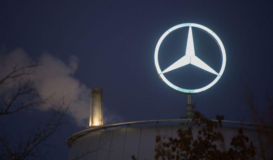 Daimler écope d'une amende de 870 millions d'euros.