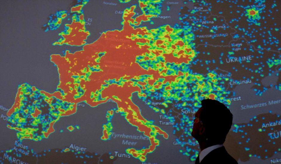 La police française a neutralisé un réseau de bots malveillants.
