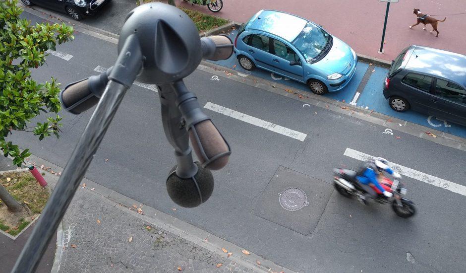 Ces radars vous donneront une amende en cas de nuisance sonore