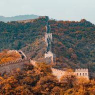 La muraille de Chine, une forteresse que l'on retrouve sur le web