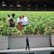 Google lance un laboratoire d'IA en Inde.