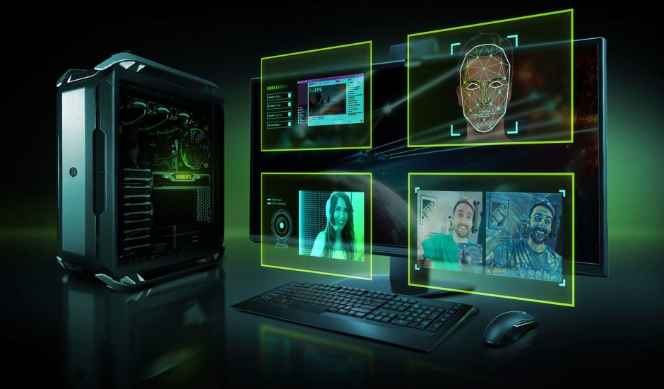 NVIDIA lance sa nouvelle fonction RTX.