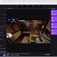 Twitch Creator Dashboard