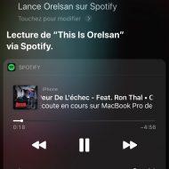 Siri est désormais capable de lancer une chanson sur Spotify