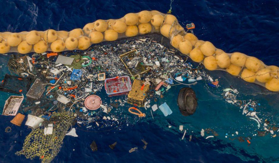 Le projet de the ocean cleanup fait ses preuves