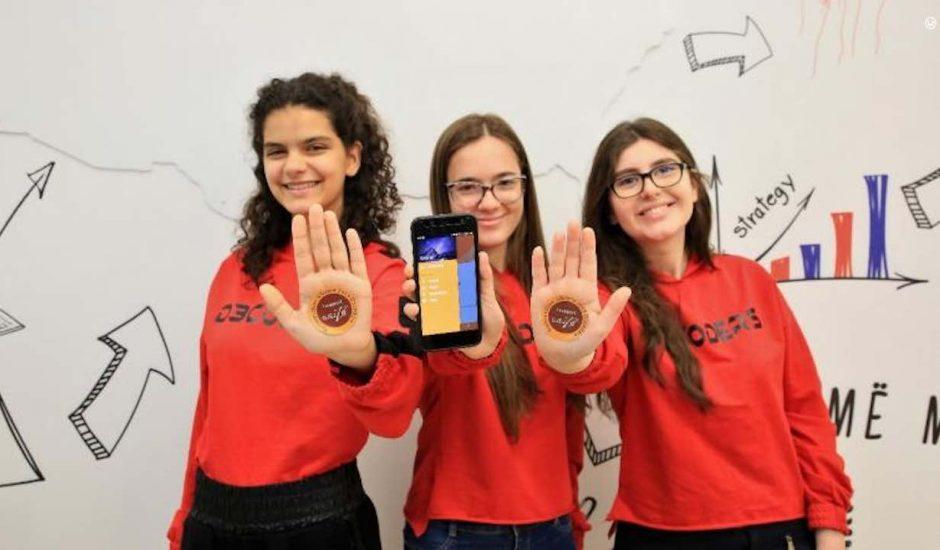 GjejZâ : l'app qui veut aider les femmes.