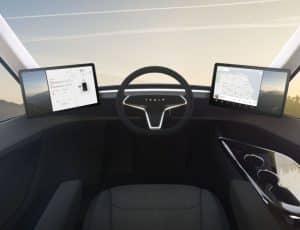Des écrans intérieurs reliés à des caméras extérieures à la place des rétroviseurs