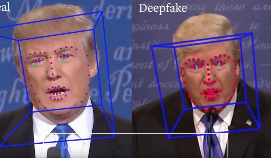 Deepfake de Donald Trump