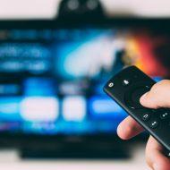Service VOD sur téléviseur