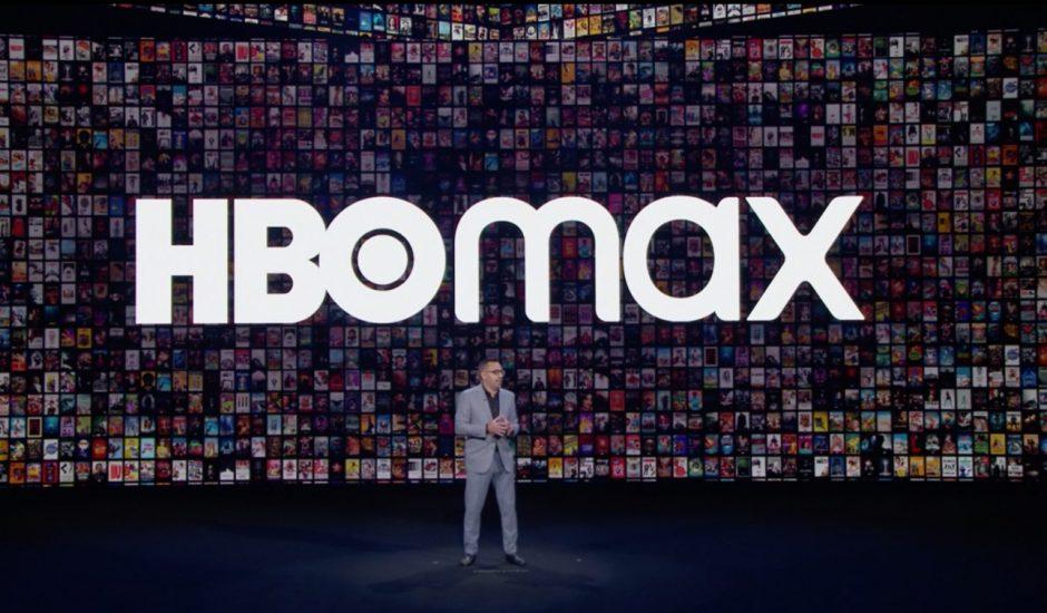 HBO Max lance son service de streaming vidéo.