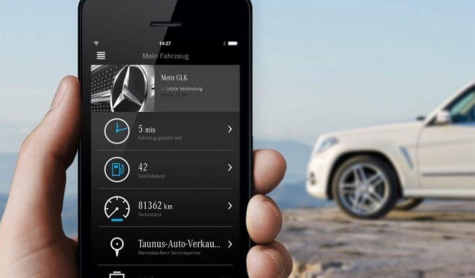 Une faille de sécurité a été détectée sur l'application de Mercedes