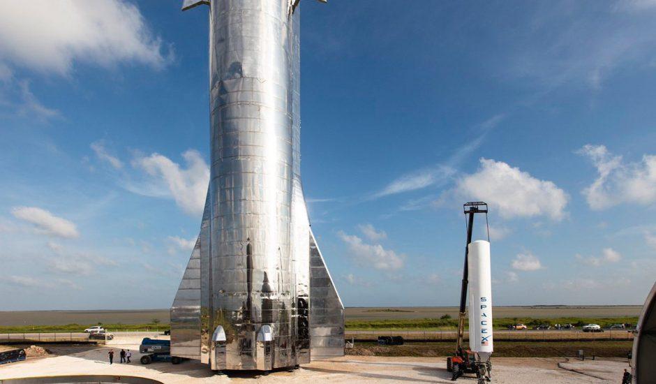 Starship sera en orbite dans 6 mois.