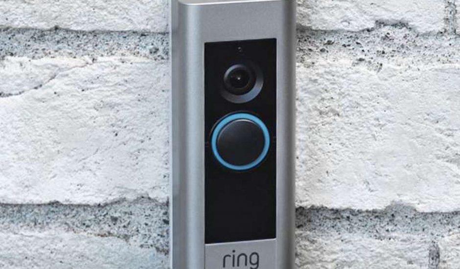 Caméra Ring