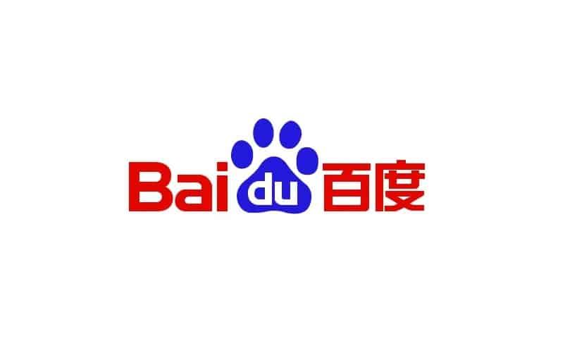 Le logo de Baidu