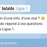 Botaldo chatbot l'Équipe avec DYDU