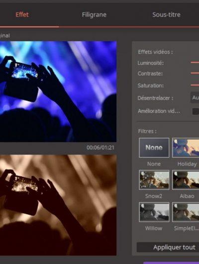 convertisseur video