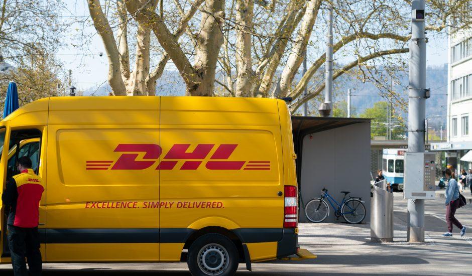 Les camions DHL seront bientôt remplacés