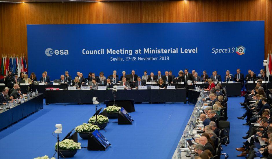 L'ESA obtient 14,4 milliards d'euros supplémentaires.