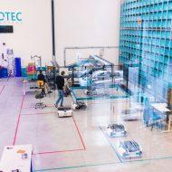 Les robots d'Exotec vont équiper les entrepôts Uniqlo
