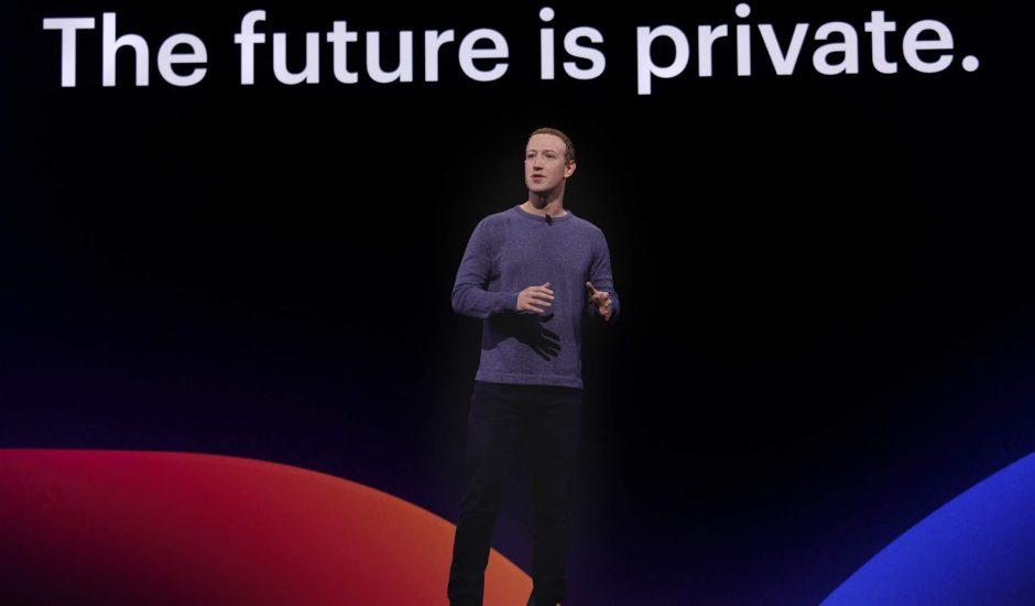 mark zuckerberg lors du FB