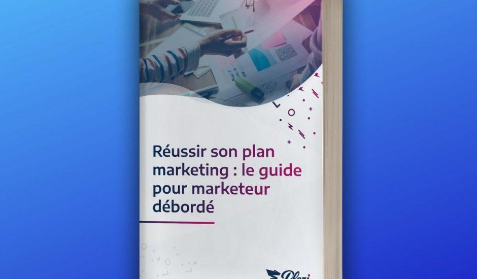 livre blanc pour concevoir son plan marketing 2020