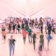 Le paiement NFC est courant dans les transports en commun