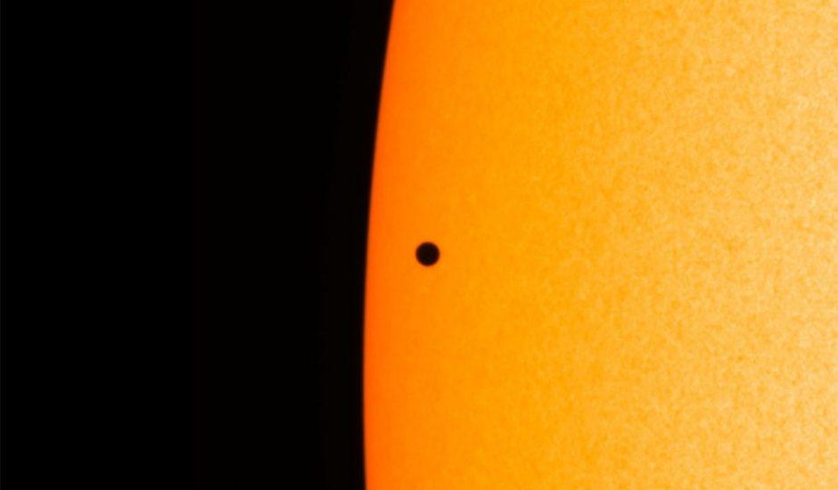 Le transit de Mercure est un événement très rare