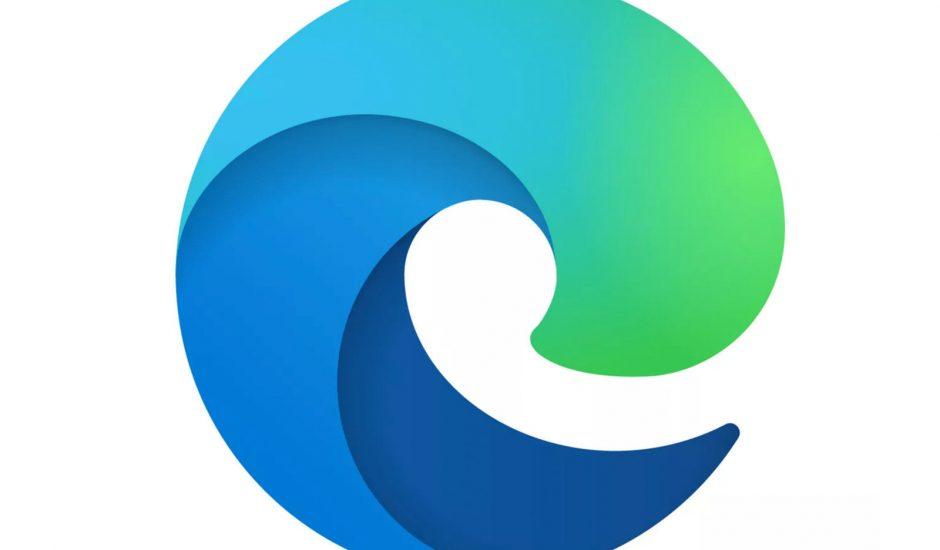 Le nouveau logo de Microsoft Edge