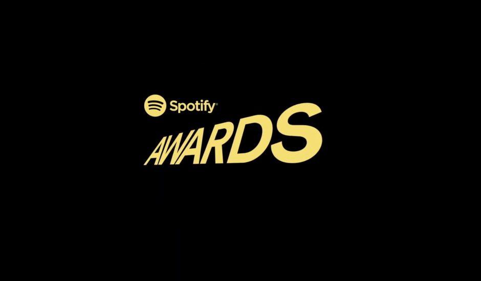 logo spotify awards