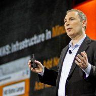 Photo CEO de Amazon web services, andy jassy