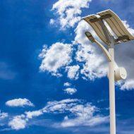 éclairage led solaire