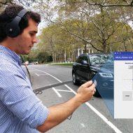 Un système audio pour protéger les piétons.