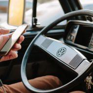Usage du téléphone au volant