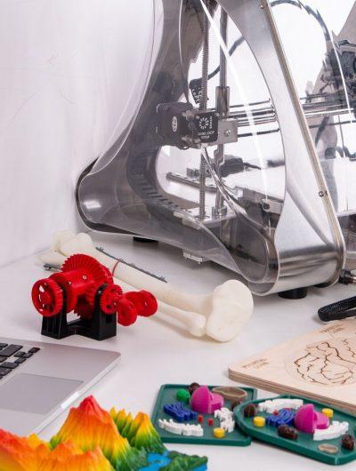 marché des impressions 3D