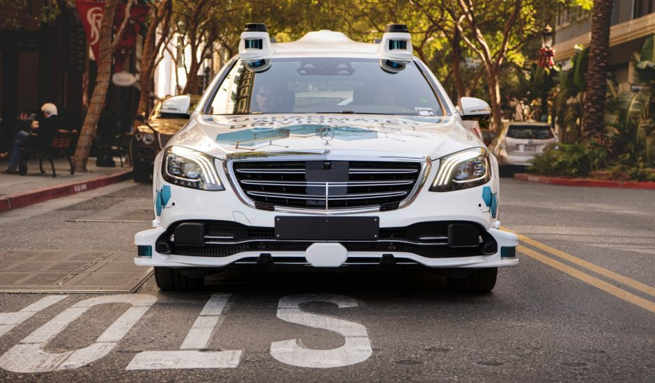 Mercedes-Benz et Bosch se lancent à l'assaut de la Californie.