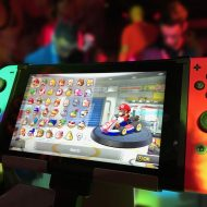 La Nintendo Switch va sortir en Chine